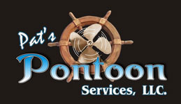 Pat's Pontoon Services, LLC Logo